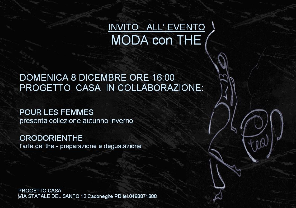 invito evento 8 dicembre
