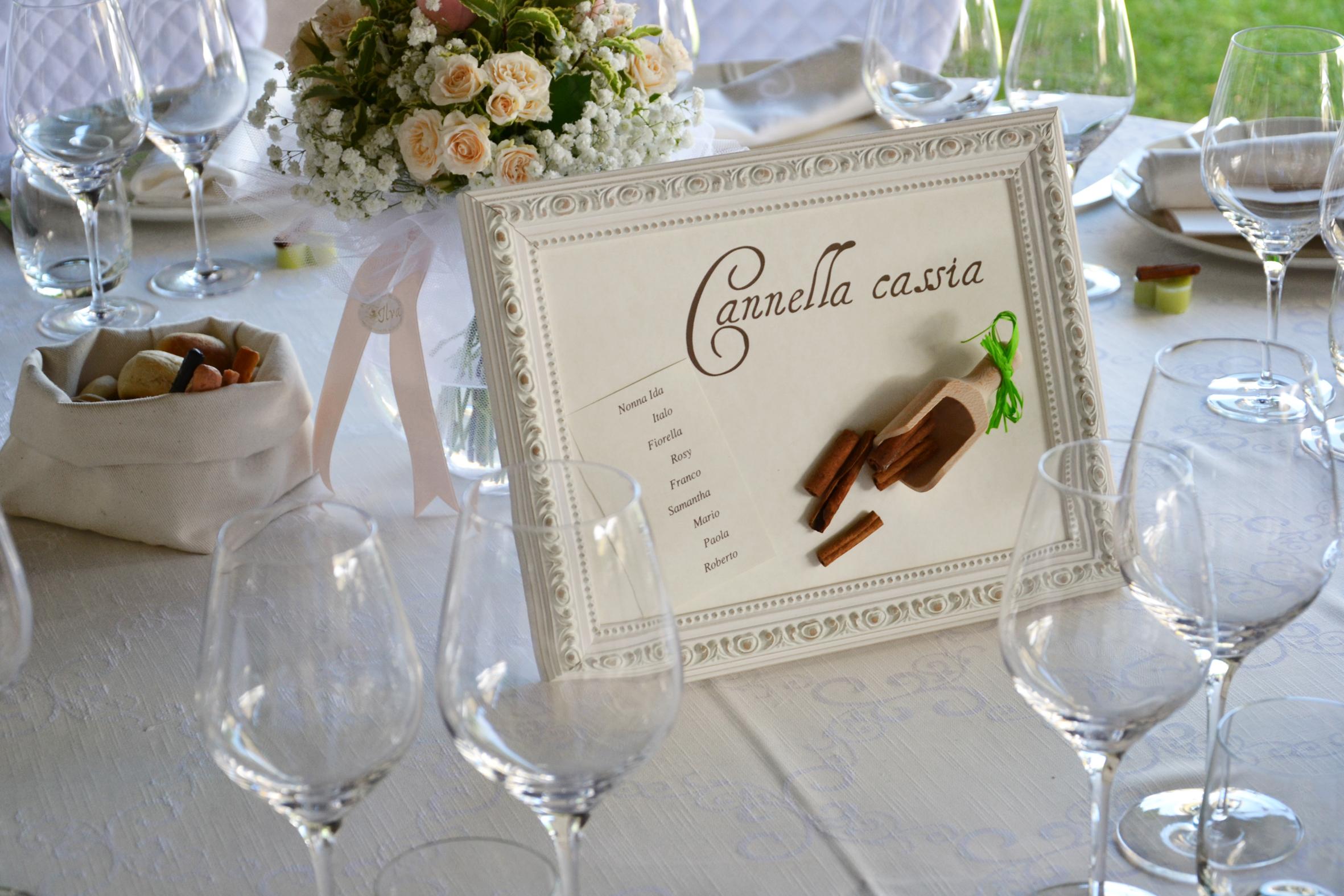Matrimonio Tema Infusi : Un allestimento speziale! orodorienthe
